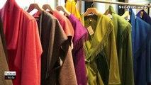 """Italian Fashion"" - ""Lanificio Colombo"" - 2015 Fall - Winter Women's Cashmere - ""Italian Woman"""