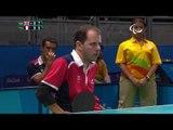 Table Tennis | Men's Singles - Class 1 Quarterfinals 1 | Rio 2016 Paralympic Games