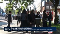 UK antisemitism report : Labour Party, Corbyn, Twitter, National Union of Students come under fire