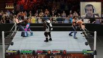 WWE 2K17 - Royal Rumble Match [30 Man-Royal Rumble 2016 PPV]