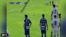 Enzo Zidane imite la Panenka de Zinedine