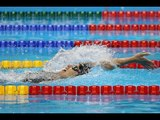 Swimming | Women's 100m Backstroke S10 final | Rio 2016 Paralympic Games