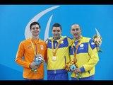 Swimming | Men's 100m Backstroke S10 final | Rio 2016 Paralympic Games