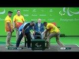 Powerlifting | RAZM AZAR Ahmad | Azerbaijan |  Men's -65 kg | Rio Paralympic Games 2016