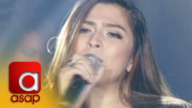 """ASAP: Alexa Ilacad sings """"Pakipot, Suplado"""""""