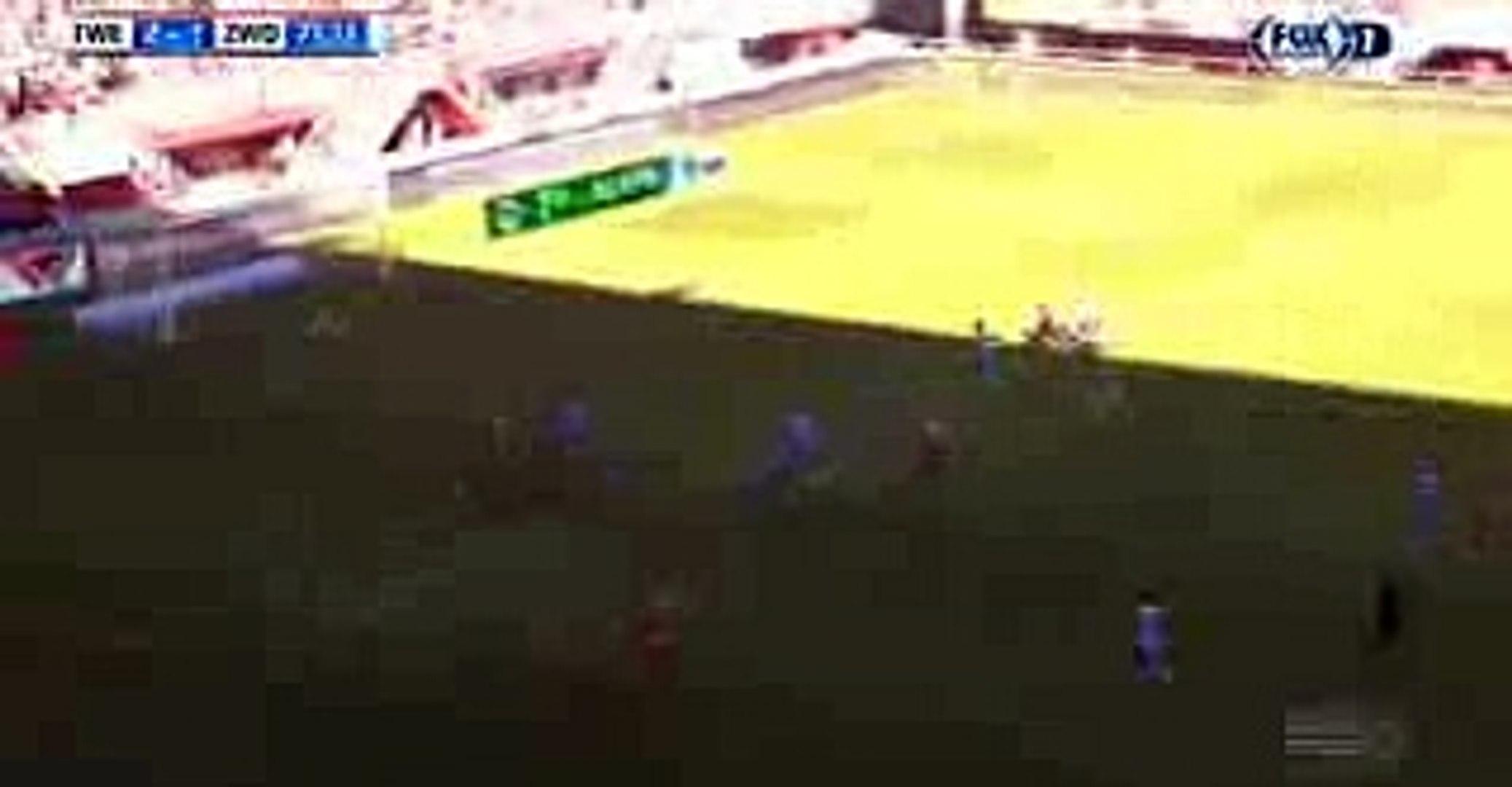 Twente vs Zwolle 2-1 Enes Unal Goal Eredivisie 16-10-2016