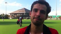 Florent Van Aubel : ''Dans 5 mois, nous serons bien là lors des playoffs !''