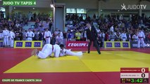 Coupe de France & Critérium National cadets 2016, Ceyrat - Meilleurs moments