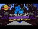 Mein erstes Kit?!?! :D -  Minecraft ENDERGAMES / Road to all Kits #3 [Deutsch - 60 FPS] | PapierLP