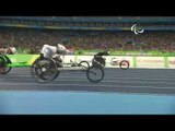 Athletics | Men's 100m - T33 Final  | Rio 2016 Paralympic Games