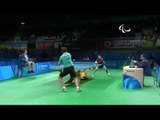 Day 3 morning |Table Tennis highlights | Rio 2016 Paralympic Games
