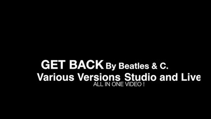 Get Back All Versions (#2)