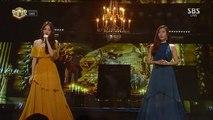 Davichi 다비치 - Beside Me (Live) HD