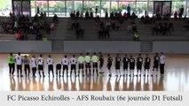 FC Picasso Echirolles - AFS Roubaix (6-5) #D1 Futsal #J6