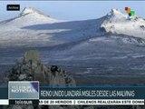Reino Unido lanzará misiles desde las islas Malvinas