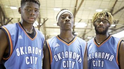 NBA Hoops Factory Tournament 2016