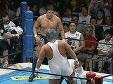 Yuji Nagata vs Yutaka Yoshie 10/08/03