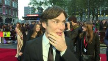 """Don't marry her, marry the other one"" says Cillian Murphy"