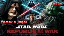 Vamos a jugar - Star Wars: Republic At War #004 (let's play) - Odio los droides cangrejo