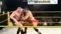 Wwe Raw 20 june 2016 brock lesnar vs batista beautiful and real match video 20 01