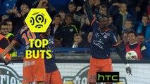 Top buts 9ème journée - Ligue 1 / 2016-17