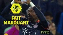 Intenable Casimir NINGA : 5 buts en 2 matchs! 9ème journée de Ligue 1 / 2016-17