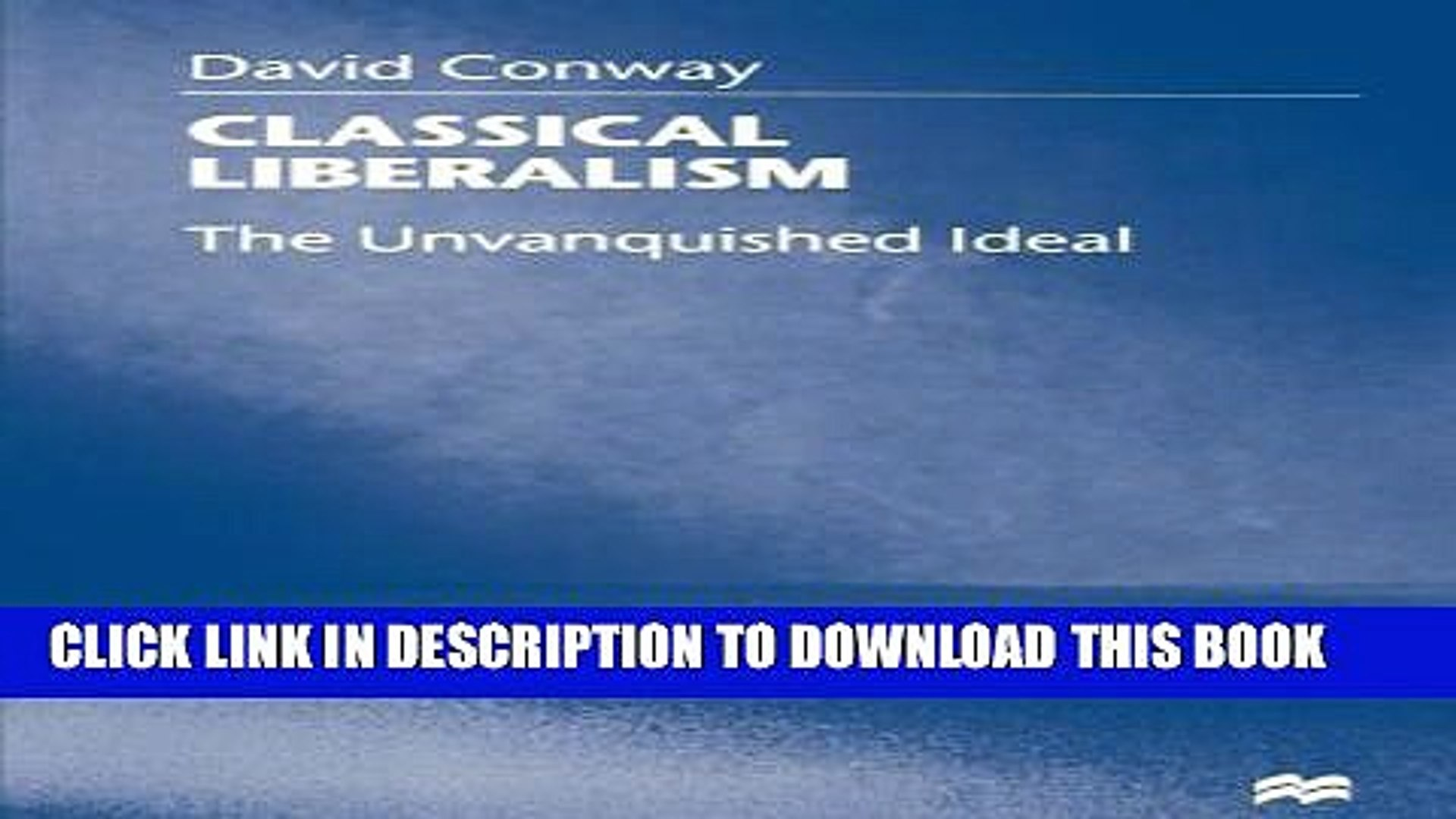 [PDF] Classical Liberalism: The Unvanquished Ideal Popular Online