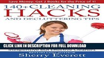 [PDF] 140+ Cleaning Hacks and Decluttering Tips: Save Time and Money with These Inexpensive but