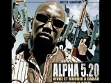 Alpha 5.20 - Le monde est un ghetto ft Orosko