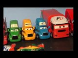 The Pixar Cars Live Stream with Lightning McQueen Cars and Mater with Cars 2 Race Cars