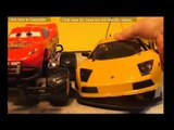 New Kids Pixar Cars Live Stream with Lightning McQueen Cars and Mater with Cars 2 Race Cars