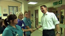 Jeremy Hunt visits maternity ward as he launches new scheme