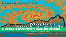 [BOOK] PDF Why Stock Markets Crash: Critical Events in Complex Financial Systems New BEST SELLER