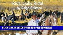[DOWNLOAD PDF] Ride, Sally Ride!   A Cowboy Chatter Article (Cowboy Chatter articles) READ BOOK FULL