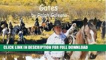 [DOWNLOAD PDF] Gates---A Cowboy Chatter Article (Cowboy Chatter articles) READ BOOK ONLINE