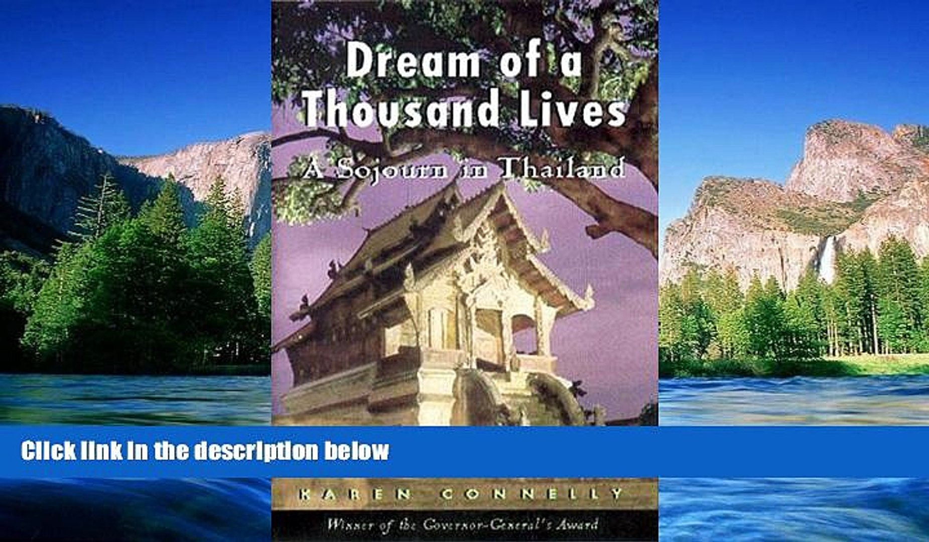 Full [PDF]  The Dream of a Thousand Lives: A Sojourn in Thailand  Premium PDF Full Ebook