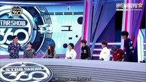 [Engsub] St★R Sh0w 360 Seventeen - Mingyu Bad Guy Acting