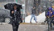 Doğu Karadeniz ve Doğu Anadolu'da Kar Var