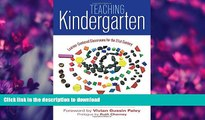 READ  Teaching Kindergarten: Learner-Centered Classrooms for the 21st Century (Early Childhood