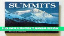 [PDF] Summits: Climbing the Seven Summits Solo Full Collection