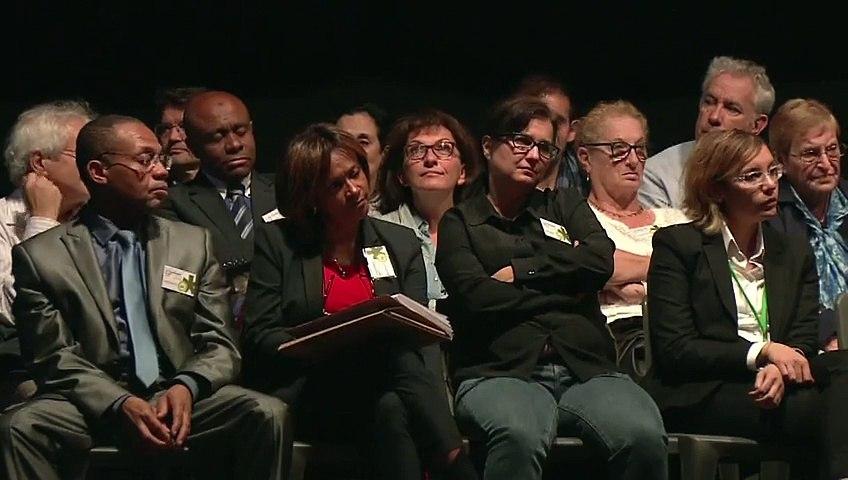 Intervention de Jean-Luc Bennahmias à l'Universite de l'Engagement à Marseille