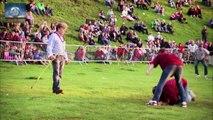 World's Craziest Sports: Fireball, Shin Kicking & More