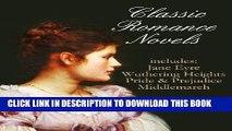 [PDF] FREE CLASSIC ROMANCE BOOKS (illustrated) (4 Great Classic Romance Novels) [Download] Full
