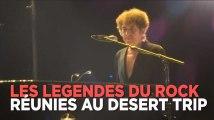 Dylan, Rolling Stones, McCartney : pluie de légendes au festival Desert Trip