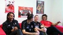 Interview canapé USI HB : Les seniors Filles
