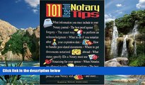 Big Deals  101 Useful Notary Tips  Full Ebooks Most Wanted