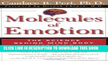 [EBOOK] DOWNLOAD Molecules of Emotion: The Science Behind Mind-Body Medicine PDF