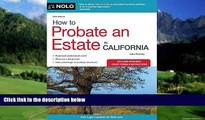 Big Deals  How to Probate an Estate in California (How to Probate an Estate in Calfornia)  Full