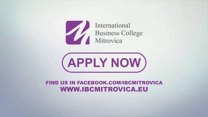 IBCM | International Business College Mitrovica - TVAd
