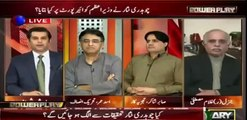 Sabir Shakir reveals the expected plans of Pakistan Army if govt doesn't do anything on Dawn Article